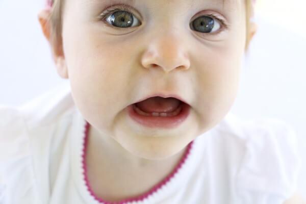 мамам на заметку о прорезывании зубок у детей