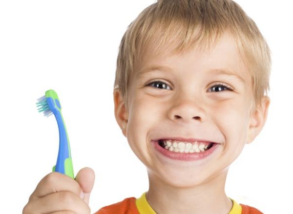 можно ли детям электрическую зубную щетку