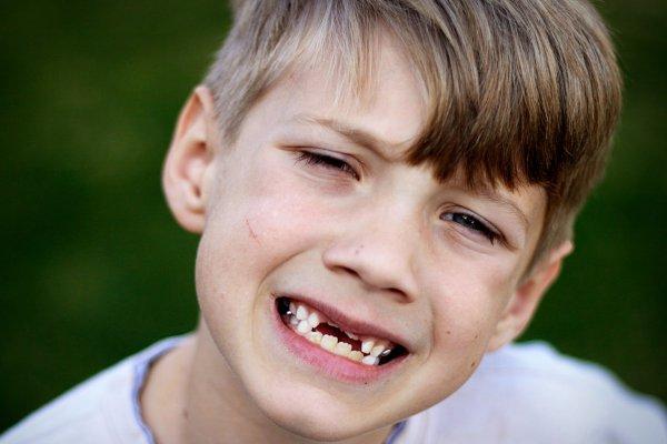 рост постоянных зубов у детей