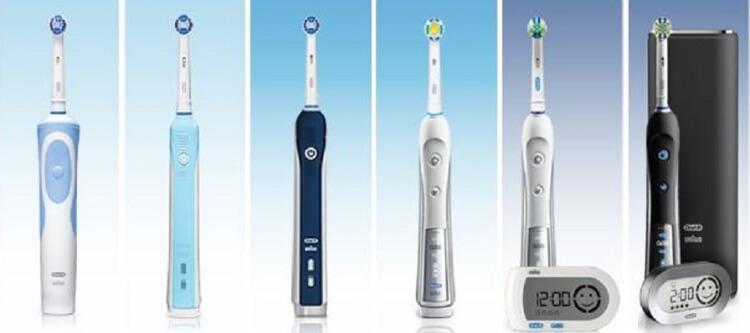 электрическая зубная щетка орал би качество и надежность