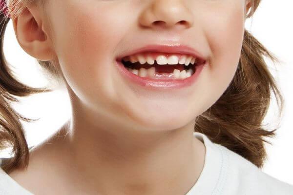 признаки прорезывания постоянных зубов