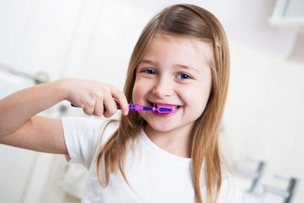 правильная чистка зубов
