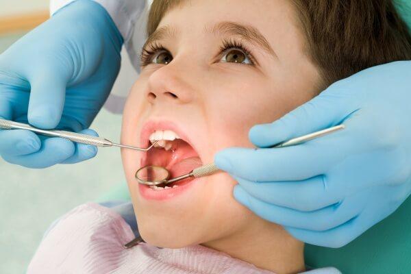 что такое санация полости рта у детей