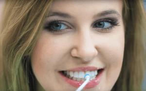 как чистить рот с помощью ирригатора