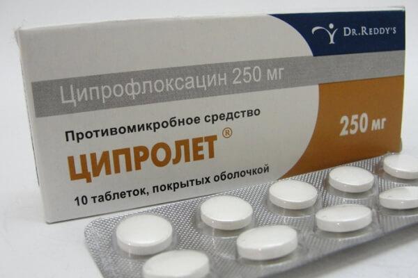 антибиотики от флюса и зубной боли