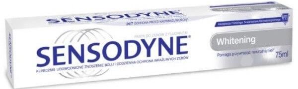 хорошая зубная паста Sensodyne