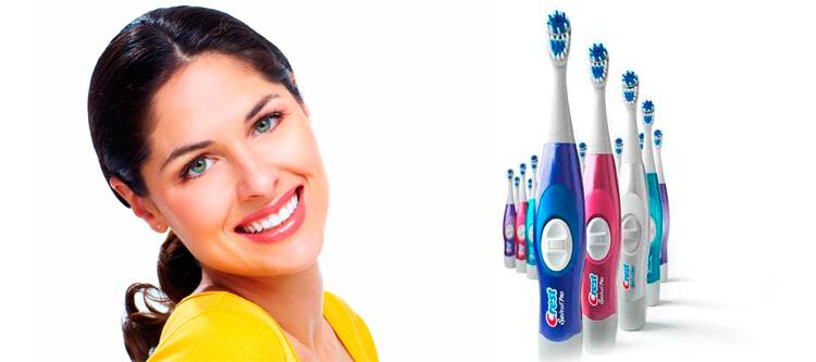как выбрать электрическую зубную щетку взрослому человеку, виды насадок, противопоказания
