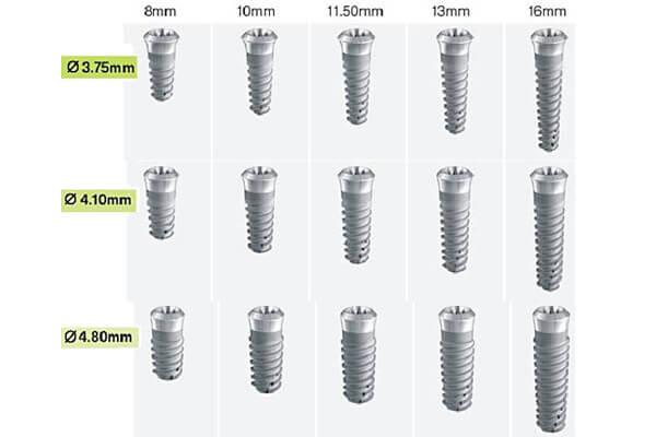 купить израильские импланты мис seven