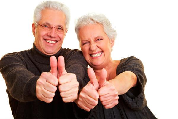 установка удобных зубных протезов