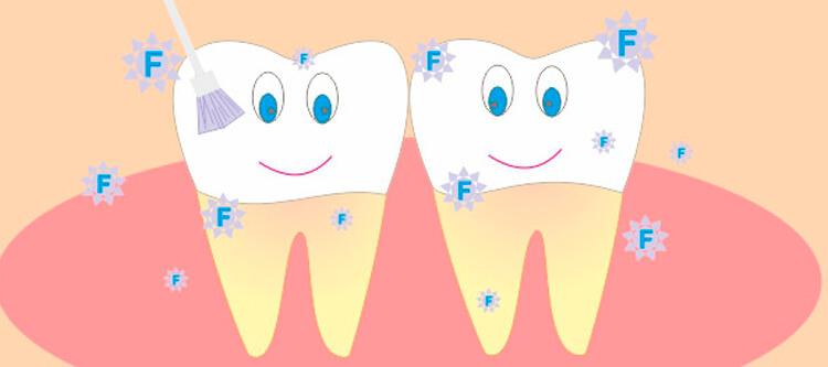 чем опасно фторирование зубов у детей