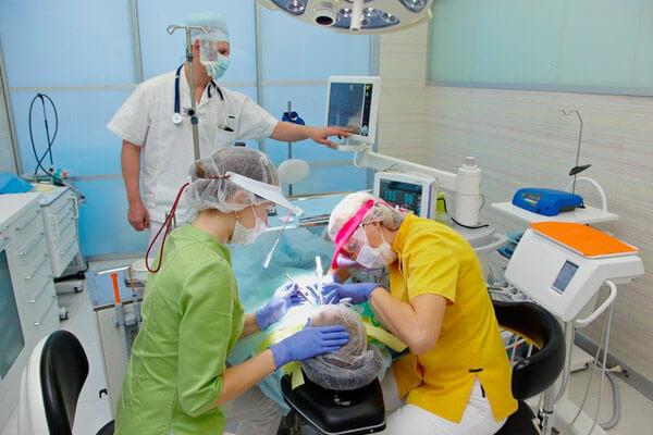 зачем усыплять пациента перед операцией