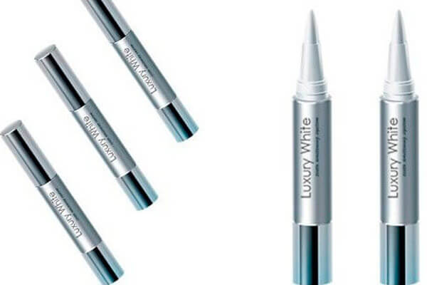 карандаш для отбеливания зубов luxury white pro