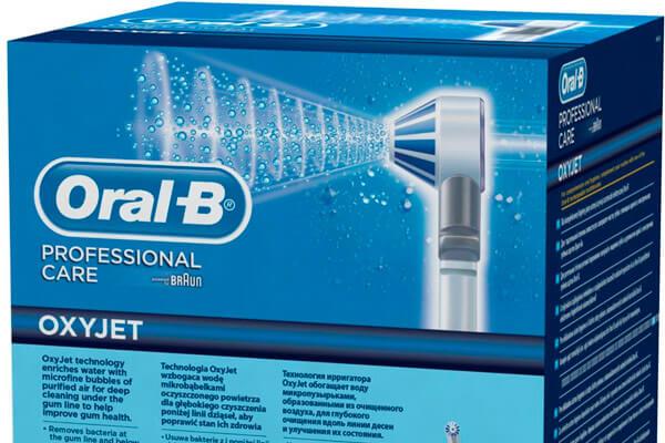 купить ирригатор braun oral b professionalcare oxyjet md20