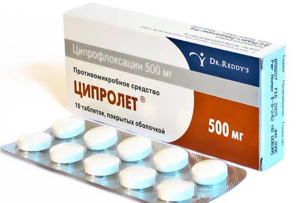 какой антибиотик применять если опухла щека под коронкой