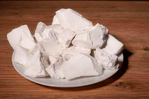 в области стоматологии применяется белая глина