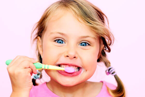 хороший уход за зубами