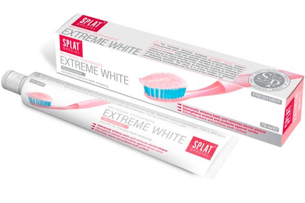чем отличается extreme White