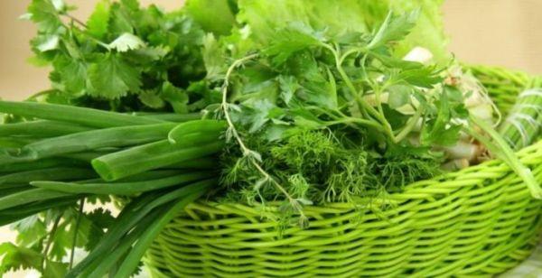 Сколько нужно съедать зелени