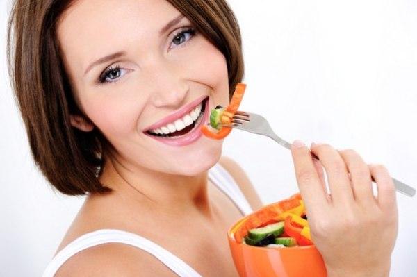 Продукты с полезными для зубов витаминами и микроэлементами