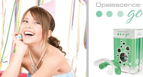 Особенности системы отбеливания зубов Opalescence