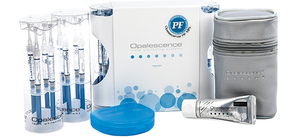 Отбеливание зубов системой opalescence xtra boost купить