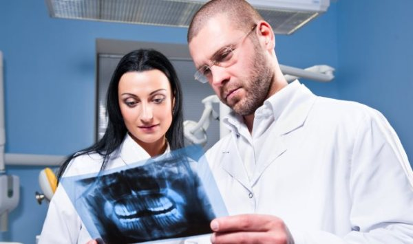 Диагностика радикулярной кисты зуба