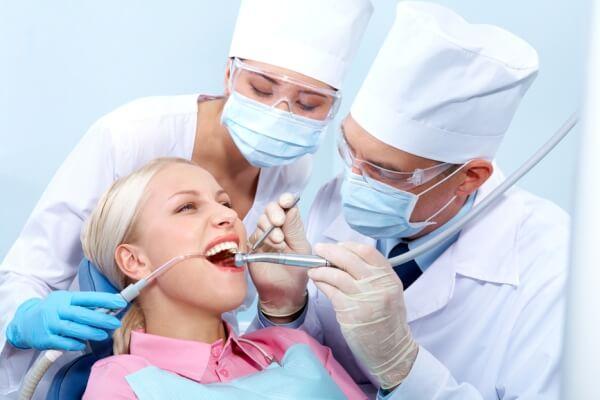 Подготовка зубов к протезированию металлокерамикой