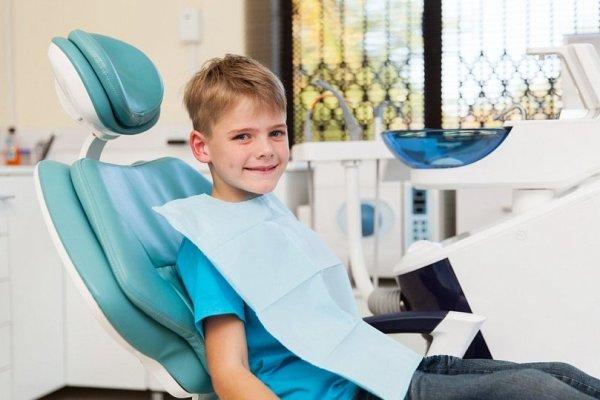 У ребенка температура после удаления молочного зуба