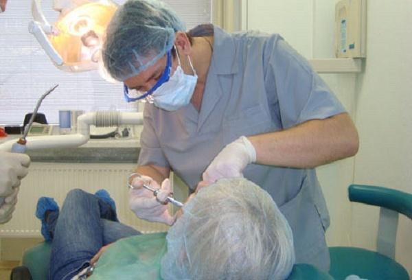 Секвестрэктомия нижней челюсти