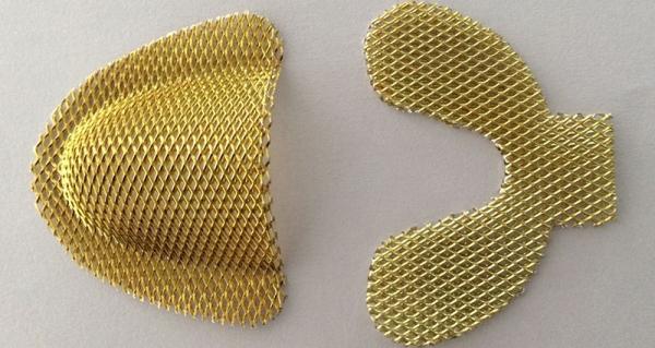 Армирование съемного протеза
