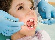 Лечение контактного кариеса молочных зубов