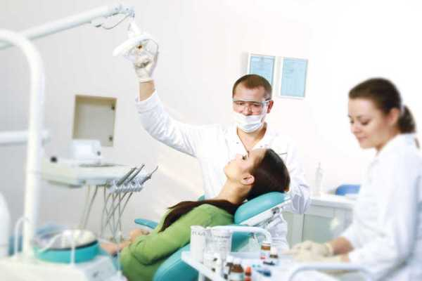 Перелечивание зубов под микроскопом
