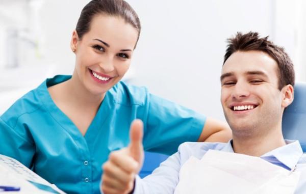 Отбеливание зубов системой Double White Double White в домашних условиях
