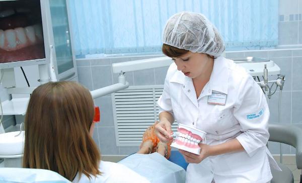 Обучение индивидуальной гигиене полости рта детей