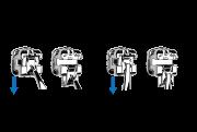 Элементы конструкции брекетов H4