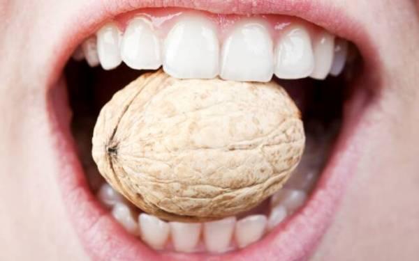 Степень подвижности зубов по энтину