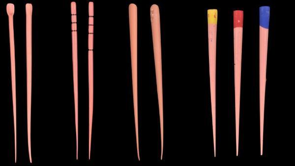 Временная обтурация корневых каналов гуттаперчей