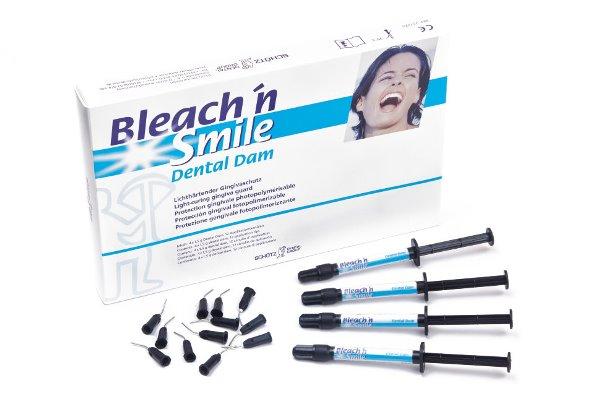 Отбеливание bleach n smile