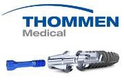 Характеристики имплантов Thommen