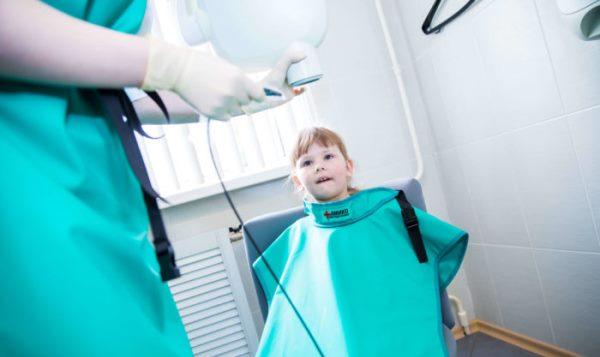 Прицельный снимок зуба где сделать