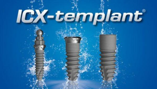 Технологии и материалы, используемые для изготовления имплантов ICX