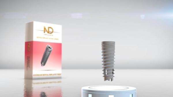 Преимущества использования имплантов NDI Medical