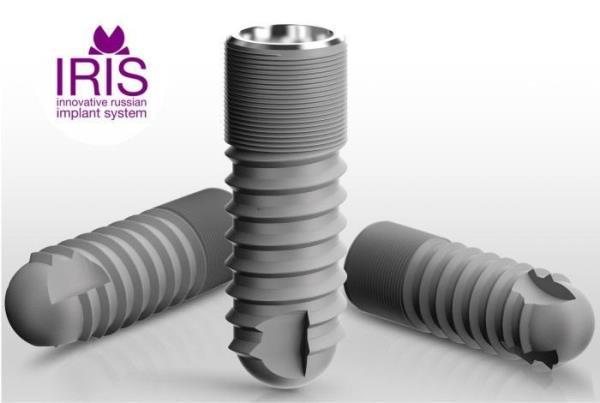 Конструкционные особенности имплантов Ирис