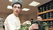 Берут ли в армию с брекет системами