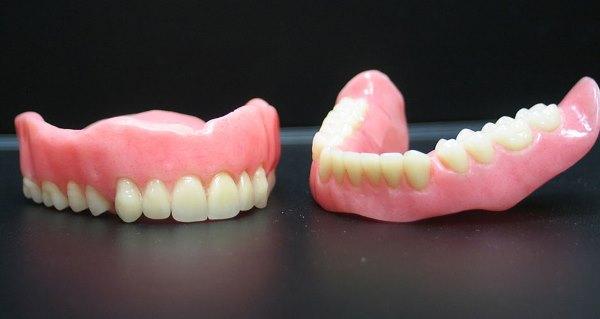 Этапы изготовления базиса зубного протеза