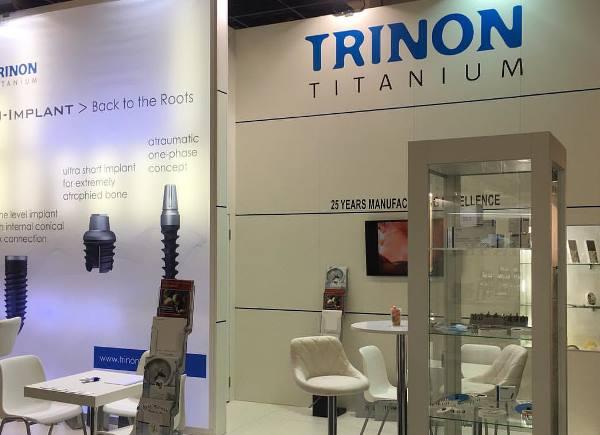 Показания к установке имплантов Trinon