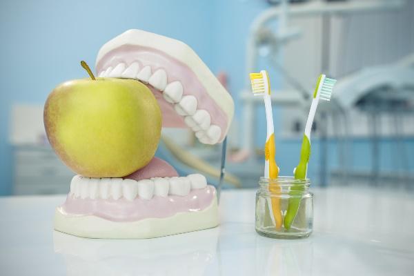 Основы питания с зубными протезами