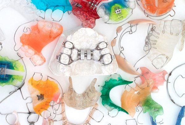Назначение всех элементов ортодонтических аппаратов