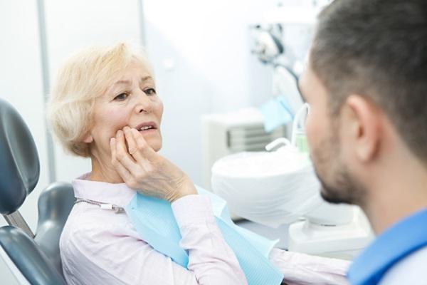 Зубные протезы микрофлора