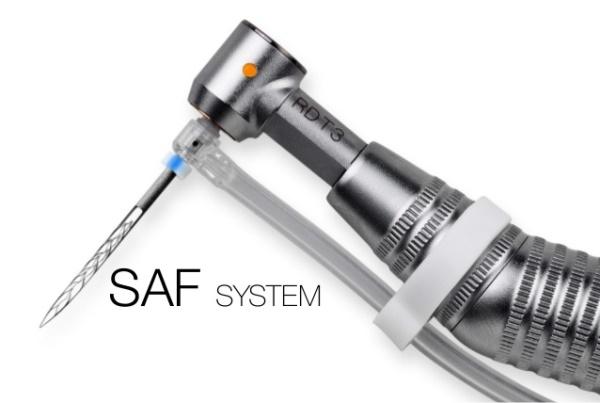 Формирование канала системой SAF